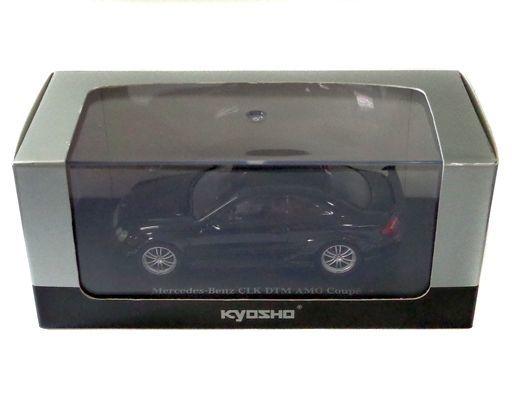 【中古】ミニカー 1/43 メルセデスベンツ CLK DTM AMG ストリート クーペ ブラック [K03218BK]