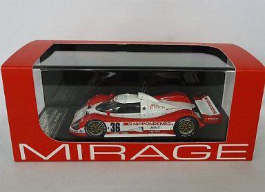 【中古】ミニカー 1/43 Toyota TS010 1993 Test car Sugo 「MIRAGE(ダイキャストモデル)」 [8583]