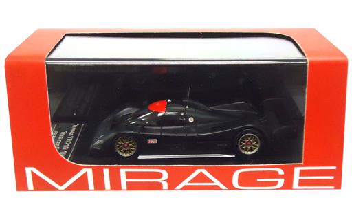 【中古】ミニカー 1/43 Toyota TS0101993 Test car Fuji MIRAGE [8584]