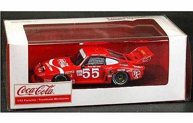 【中古】ミニカー 1/43 1980ポルシェ 935-79 デイトナ24時間 Coca-Cola/PGA