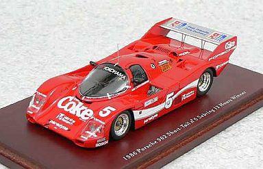 【中古】ミニカー 1/43 ポルシェ962ショートテール 1986年セブリング24時間レース [09431]