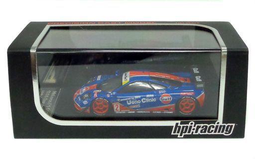 【中古】ミニカー 1/43 McLaren F1 GTR(#2)1996 Suzuka [8256]