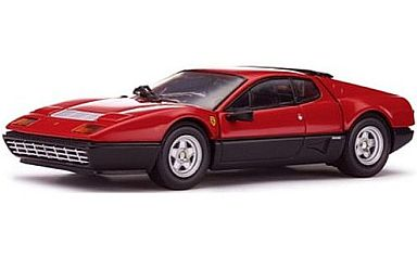 【中古】ミニカー 1/43 FERRARI 512BB Red [K05011R]