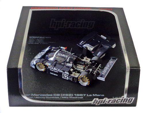 【中古】ミニカー 1/43 #8054 Sauber Mercedes C9(#62)1987 Le Mans