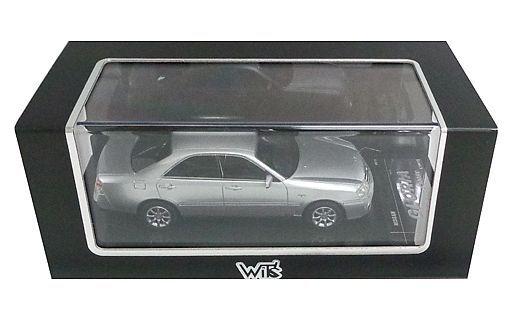 【中古】ミニカー 1/43 NISSAN GLORIA Gran Turismo 300SV (ダイヤモンドシルバー) [W568]