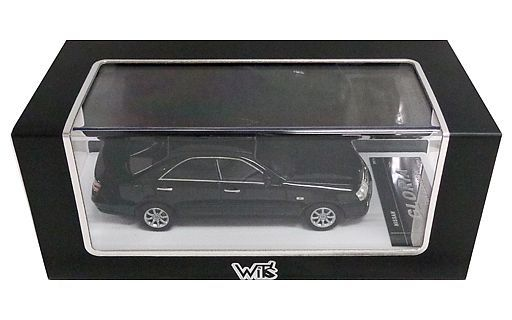 【中古】ミニカー 1/43 NISSAN GLORIA Gran Turismo 300SV (ブラック) [W569]