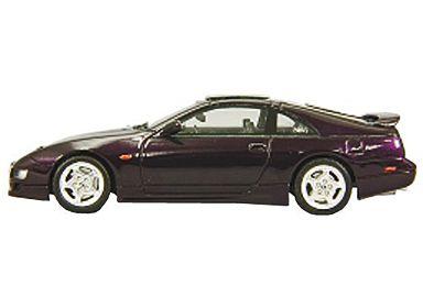 【中古】ミニカー 1/43 日産 フェアレディZ Version R 2by2 (ミッドナイトパープル) [C43029]