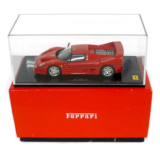 【中古】ミニカー 1/43 フェラーリ F50(レッド) [05091R]