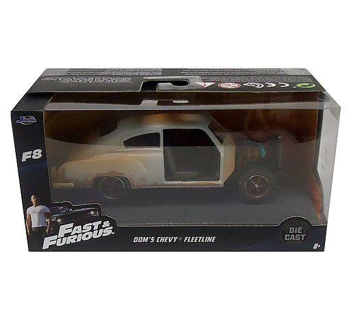 【新品】ミニカー 1/32 F8 Dom`s Chevy Fleetline 「ワイルド・スピード ICE BREAK」 [JAD98203]