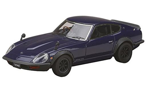 【中古】ミニカー 1/43 ニッサン フェアレディ 240ZG スポーツホイール(ブルーメタリック) [PM4303SBL]