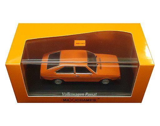 【新品】ミニカー 1/43 フォルクスワーゲン パサート 1975 LEUCHTORANGE(オレンジ) [940054201]