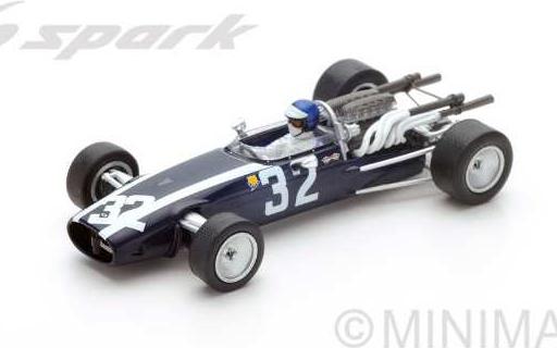 【中古】ミニカー 1/43 Cooper T81B 6th Italian GP 1967 Jacky Ickx #32 [S4807]