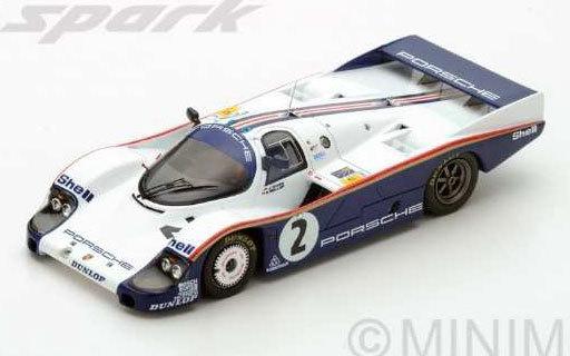 【新品】ミニカー 1/43 Porsche 956 Le Mans 1983 J.Mass - S.Bellof #2 [S5504]