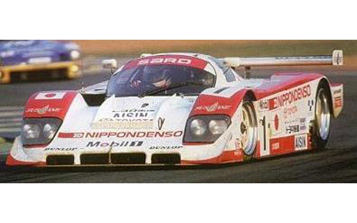 【予約】ミニカー 1/43 SARD Toyota 94C-V 1994 Le Mans #1 [IG0974]