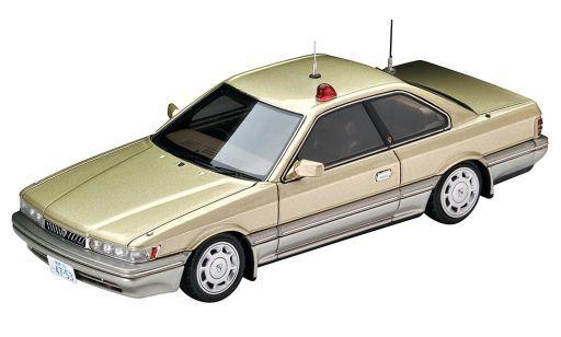 【中古】ミニカー 1/43 T-IG4304 レパード アルティマ(ゴールド) 「またまたあぶない刑事」 [284949]