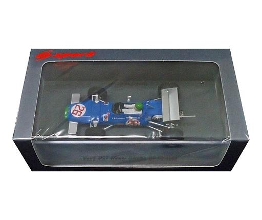 【新品】ミニカー 1/43 Matra MS7 Winner German GP F2 1969 Henri Pescarolo #26 [S4290]