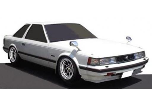 1/43 Toyota Soarer 2800GT Z10(ホワイト) [IG1391]
