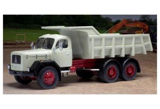 IXO Models(イクソモデルス) 予約 ミニカー 1/43 マギルス ジュピター 6x6 ダンプトラック(グレー) [TRUD001]