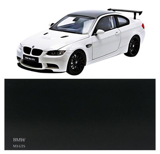 【中古】ミニカー 1/18 BMW M3 GTS E92 (ホワイト) [KS08739W]