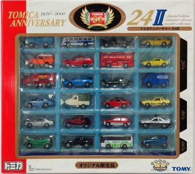 【中古】ミニカー トミカアニバーサリー24II(24台セット) 30周年記念限定品 [528791]