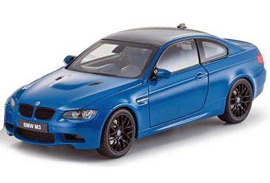 【新品】ミニカー 1/18 BMW M3 クーペ(ラグナセカブルー) [KS08734LBL]