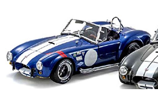 【新品】ミニカー 1/18 シェルビー コブラ 427S/C(ブルー×レッドライン) [KS08045BLR]