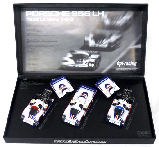 【中古】ミニカー 1/43 Porsche 956 LH 1982 Le Mans Special Set(3台セット) [8037]