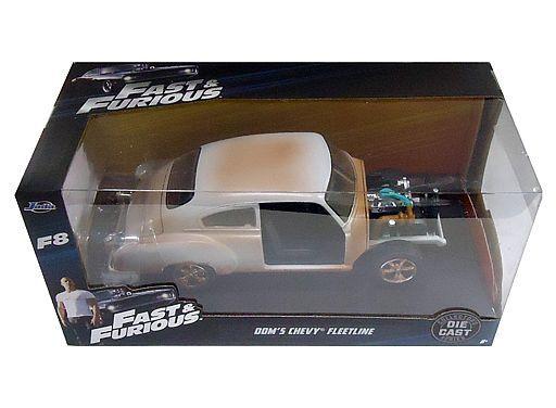 【新品】ミニカー 1/24 F8 Dom`s Chevy Fleetline 「ワイルド・スピード ICE BREAK」 [JAD98294]