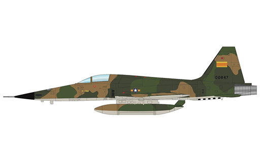 """1/72 F-5E タイガーII """"ベトナム..."""