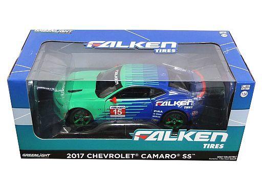 【新品】ミニカー 1/24 2017 Chevy Camaro - Falken Tires [18241]