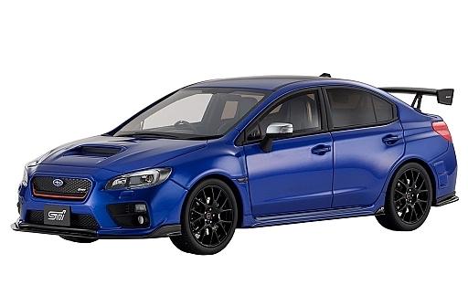 【新品】ミニカー 1/18 S207 NBR チャレンジパッケージ(ブルー) 「SAMURAIシリーズ」 [KSR18021BL]