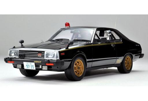 【予約】ミニカー 1/18 T-IG1804 マシンX 「西部警察」 [291862]