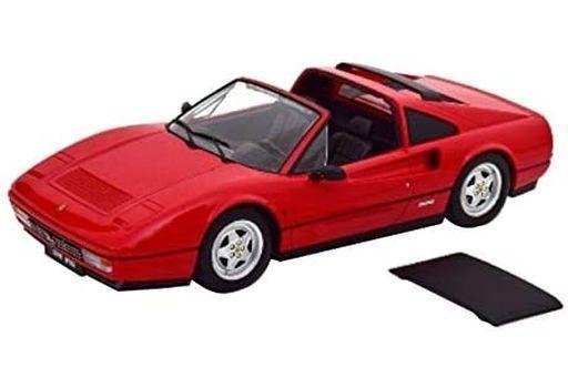 KK scale(ケーケースケール) 予約 ミニカー 1/18 Ferrari 328 GTS 1985(レッド) [KKDC180551]