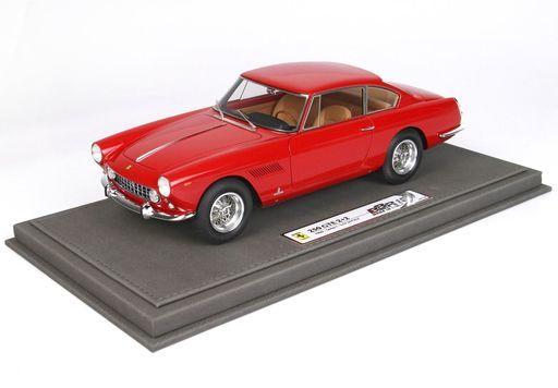 BBR 予約 ミニカー 1/18 Ferrari GT 2+2 I Series 1960(レッド) ケース無 [BBR1850C]
