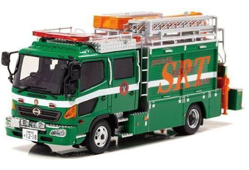 1/43 RAI'S 日野 レンジャー 2017 警視庁警備部特殊救助隊特型機動救助車両(SRT)