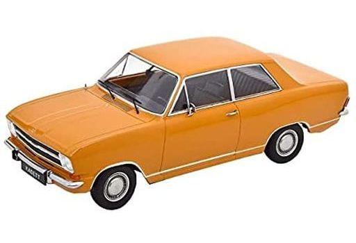 KK scale(ケーケースケール) 予約 ミニカー 1/18 Opel Kadett B Sport 1965(ダークオレンジ) [KKDC180642]
