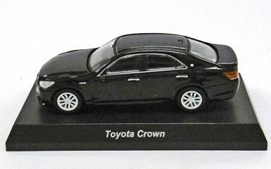 【中古】ミニカー 1/64 TOYOTA Crown(ブラック) 「トヨタ ミニカーコレクション2」 サークルK・サンクス限定
