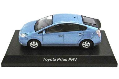 【中古】ミニカー 1/64 TOYOTA Prius PHV(ブルー) 「トヨタ ミニカーコレクション2」 サークルK・サンクス限定