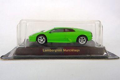 【中古】ミニカー 1/64 Lamborghini Murcielago(グリーン) 「ランボルギーニ ミニカーコレクション」 サークルK・サンクス限定