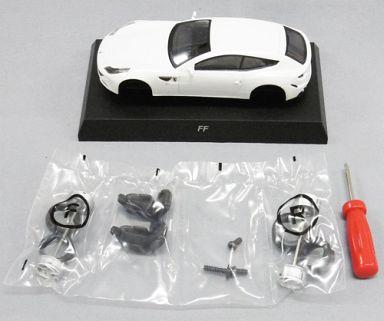 【中古】ミニカー 1/64 Ferrari FF(ホワイト) 「フェラーリミニカーコレクション 9」 サークルK・サンクス限定
