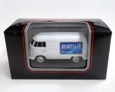 【中古】ミニカー 1/64 フォルクスワーゲン T1バン ミンティア(ホワイト) サークルK・サンクス 2007モーターコレクションフェア Wチャンスキャンペーン品