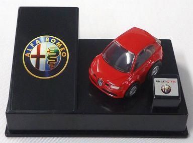 【中古】ミニカー チョロQ アルファ・ロメオ 147 GTA(レッド)