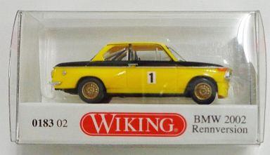 Wiking 018302-1//87 bmw 2002 rennversion-nuevo
