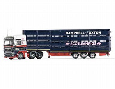 【予約】ミニカー 1/50 MAN TGX Houghton Parkhouse 家畜運搬専門 J&G Cambell of Oxton Lauder [CC15208]