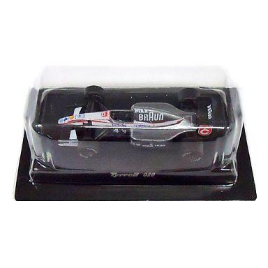 【中古】ミニカー 1/64 Tyrrell 020 1991 #4 S.MODENA(グレー×ホワイト) 「ティレルミニカーコレクション」 サークルK・サンクス限定