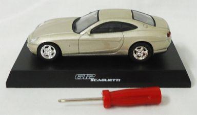 【中古】ミニカー 1/64 Ferrari 612 Scaglietti(シルバー) 「フェラーリ ミニカーコレクションII」 サークルK・サンクス限定