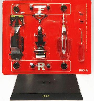 【中古】ミニカー 1/64 Ferrari F93 A No.27 J.ALESI 1993(レッド) 「フェラーリ フォーミュラカーモデルコレクションII」 サークルK・サンクス限定