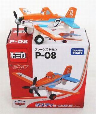 【中古】ミニカー ダスティ(レーサータイプ) 「プレーンズ・トミカ P-08」