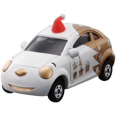 【中古】ミニカー コロット くまのプーさん クリスマスエディション2013 特別仕様車 「トミカ ディズニーモータース」