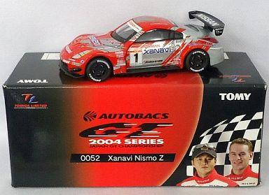 【中古】ミニカー TL0052 ザナヴィ ニスモ Z POTENZA #1(レッド×シルバー) 「トミカリミテッド オートバックス GT 2004シリーズ」 [715764]